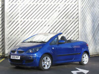 2008 MITSUBISHI COLT Cabriolet 1.5 CZC Turbo COUPE - ONLY 64000 MILES