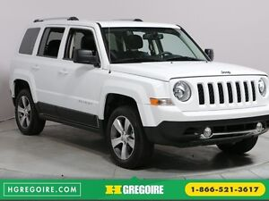 2016 Jeep Patriot HIGH ALTITUDE 4X4 AUTO TOIT CUIR MAGS