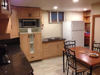 Spacious furnished room near University of Manitoba