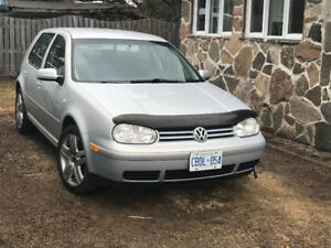 2000 Volkswagen Golf GLS Sedan