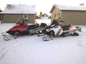 2007 Polaris Switchback 600 Regina Regina Area image 2