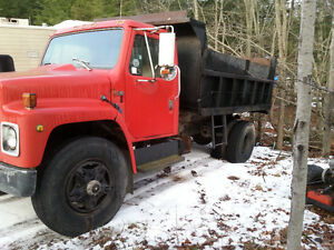 1985 International Harvester Other Dump Truck Other