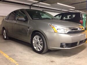 Ford Focus SES 2008 81000kms Ferme
