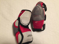 Hockey Elbow Pads & Body Suits with Kevlar Protection for Kids