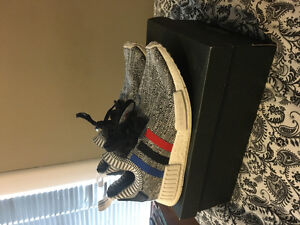 Adidas NMD tri colour sz 11 trade or sell