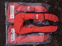 3x ocean safety 150kn manual life jacket
