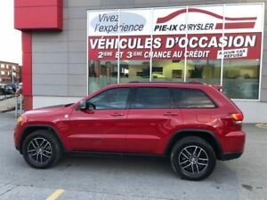 Jeep Grand Cherokee 4WD 4dr Trailhawk+NAV+TOIT PANO+WOW! 2017