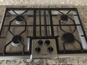 Like New Bosch Gas Cook Top