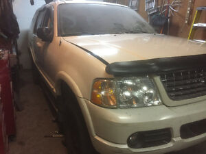 2003 Ford Explorer Limited VUS