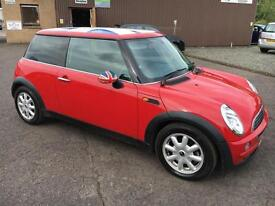 5303 Mini Mini 1.6 One Red 3 Door 76985mls