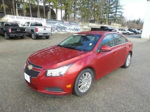 2011 Chevrolet Cruze Eco LT Sport Sedan with 6 spd std