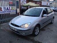 FORD FOCUS 1.6 AUTOMATIC ZETEC PETROL 2004