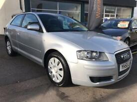 2006 56 Audi A3 1.6 Special Edition 3DR VERY CLEAN CAR
