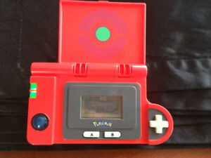 POKEMON Pokedex  Handheld VIDEO GAME