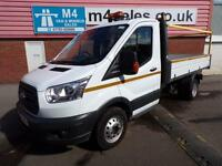 Ford Transit 350 S/C ONE STOP TIPPER 125PS
