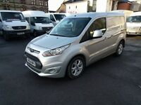Ford Connect 200 Limited (silver) 2014