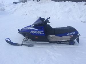 2003 Yamaha Viper 700