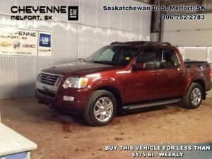 2010 Ford Explorer Sport Trac Limited  - Leather Seats