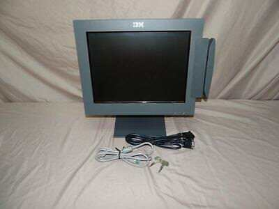 Ibm Surepoint 15 Touchscreen Pos Monitor 4820-5gn