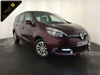 2013 63 RENAULT G-SCENIC DY'QUE TT 7 SEATS DCI 1 OWNER SERVICE HISTORY FINANCE
