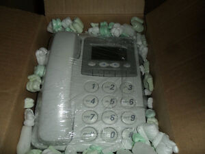 G.E. Big Button corded phone with caller ID