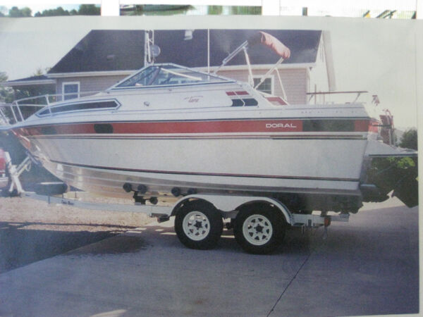 Used 1989 Doral Boats tara