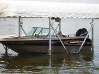 2009 Princecraft SuperPro 176 Fish and Ski