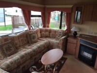 Static Caravan Nr Clacton-on-Sea Essex 3 Bedrooms 6 Berth Cosalt Sandhurst 2002