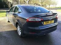 2011 Ford Mondeo 1.6 TDCi Eco Zetec 5dr [Start Stop] HATCHBACK Diesel Manual
