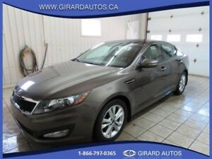 Kia Optima EX Luxury 2013