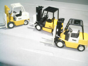 Vintage Metal Minature Yale Lifttrucks