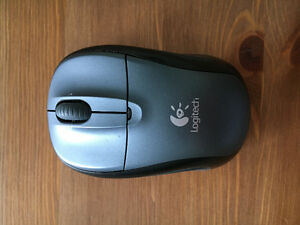 Logitech M305 Wireless Mouse - BT Dongle Missing