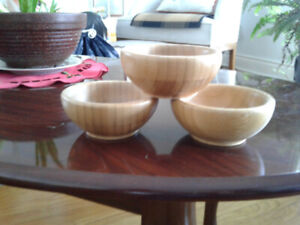 Bamboo Pampered Chef minis