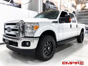 Ford F-250 XLT 4X4 SUPERDUTY 6.2L 2014
