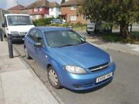 2006 Chevrolet Lacetti 1.4 SE Low Mileage Drives Very Nice