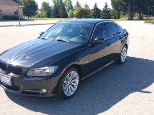 2011 BMW 335xi- BMW warranty Nov. 2018 or 200,00k