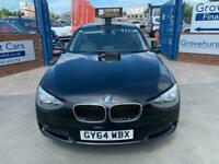 2014 BMW 1 Series 2.0 116D SE 5d 114 BHP Hatchback Diesel Manual