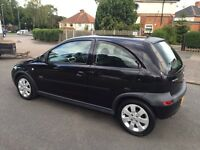 2003 Vauxhall Corsa 1.2 sxi only 64000 miles 2 previous owners full service history