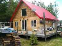 Cabin for sale,must be moved (780-898-1527) Drayton valley