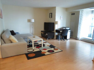 Fully Furnished Condo 1+1 Bed-Yonge&Finch- Long Term Lease