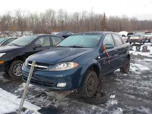 2007 Chevrolet Optra Now Available At Kenny U-Pull Cornwall