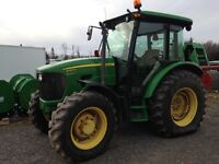 John Deere 5095M used tractor for sale.
