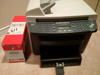 Canon MF4150 All-in-one Laser Printer w/2 toners
