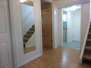 Apartment for rent in St Catharines close to campus