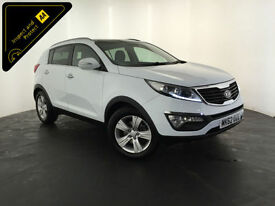 2012 62 KIA SPORTAGE 2 CRDI ESTATE SERVICE HISTORY 1 OWNER FINANCE PX WELCOME