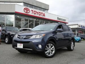2013 Toyota RAV4 Limited with Navigation