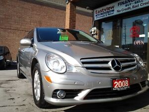 2008 Mercedes-Benz R-Class DIESEL,4 MATIC,LEATHER,7SEATS$12000