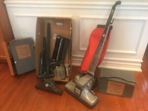 Vintage Collector Kirby Heritage HC -1 Vacuum circa 1981