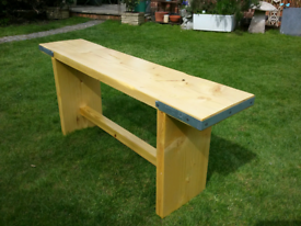 Scaffold Board Bench