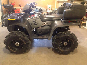 2002 Polaris Sportsman 700